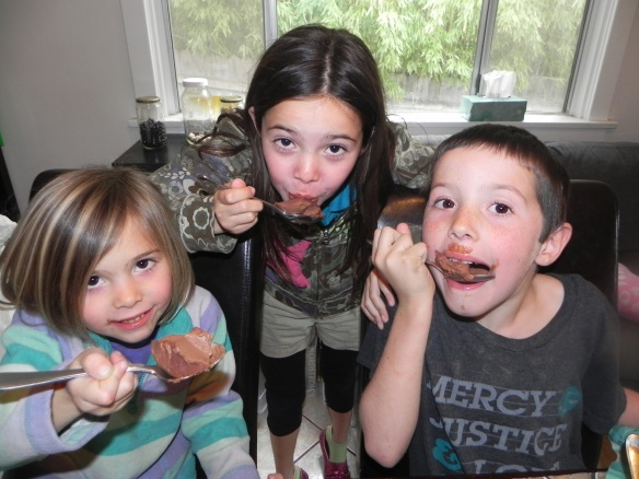 Kids LOVE Chocolate Deliciousness